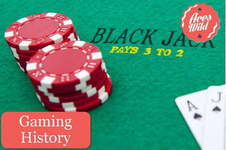 history of blackjack image